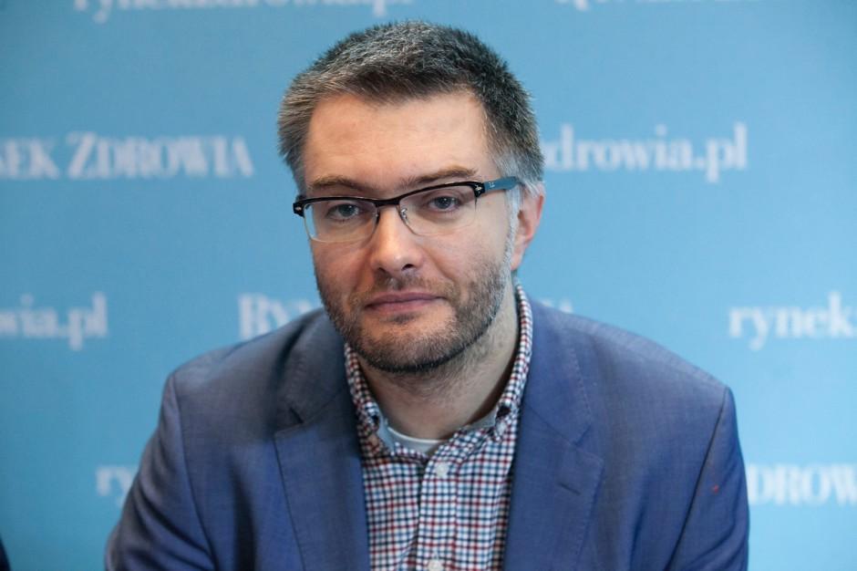 Jan Staniłko: pieniędzy na inwestycje w farmacji nie brakuje