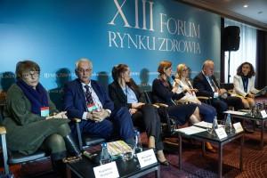 XIII Forum Rynku Zdrowia: sesja dotycząca genetycznych chorób ultrarzadkich