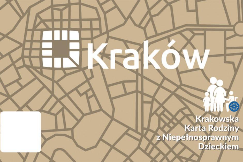 Kraków rusza z programem pomocy dla rodzin z niepełnosprawnymi dziećmi