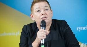 Gałczyńska-Zych: w marcu szpitale mogą mieć poważny problem