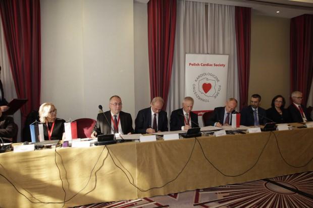Kraków: deklaracja ws. Narodowego Programu Prewencji i Leczenia Niewydolności Serca - podpisana