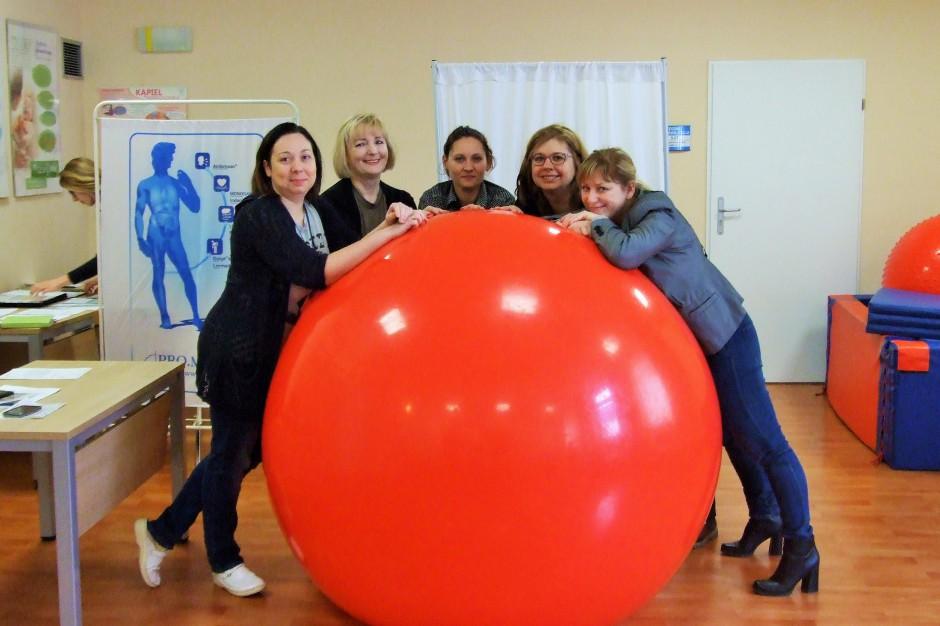 Wrocławski szpital daje przykład: pracownicy zrzucają kilogramy, chcą być fit