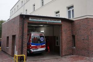 Świebodzin: szpital modernizuje SOR, koszt to 3,5 mln zł