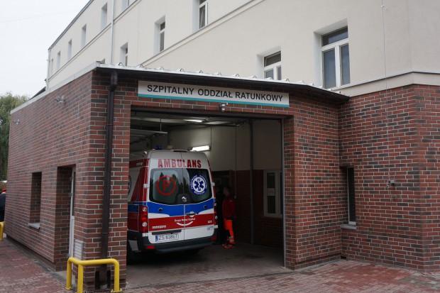 Świebodzin: szpital otrzymał środki na modernizację SOR