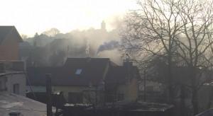 Mniej zachorowań na choroby układu oddechowego wywołane smogiem