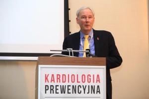 Prof. Wood: ważnym celem prewencji jest redukcja przedwczesnej umieralności