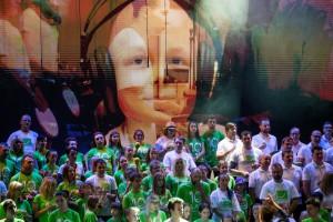 Chorzów: zagrała Dziecięca Orkiestra Onkologiczna