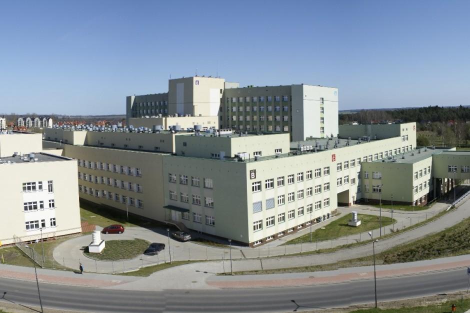 Słupsk: szpital przebuduje SOR. Będzie więcej łóżek i krótsze kolejki