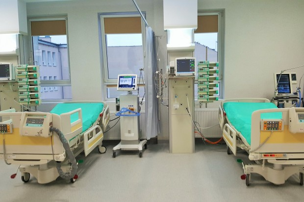 Szamotuły: szpital ma nową intensywną terapię za ponad milion złotych