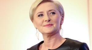Pierwsza Dama odwiedziła jedyne hospicjum na Litwie