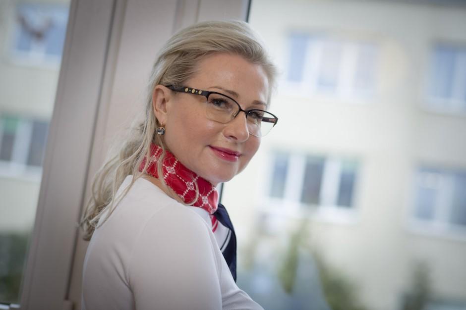 Elżbieta Makulska-Gertruda: nasz szpital rodzi się na nowo