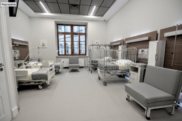 Warszawa: zakończył się remont najstarszej części szpitala dziecięcego