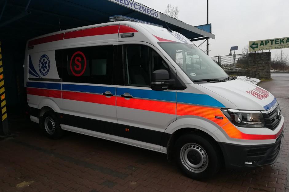Pogotowie drobiowe? Ambulans w firmie kurierskiej? Ratownicy: to nasza zmora