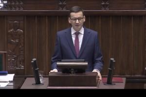 Morawiecki: w ochronie zdrowia nie może być prywatyzacji zysków i upaństwowienia strat