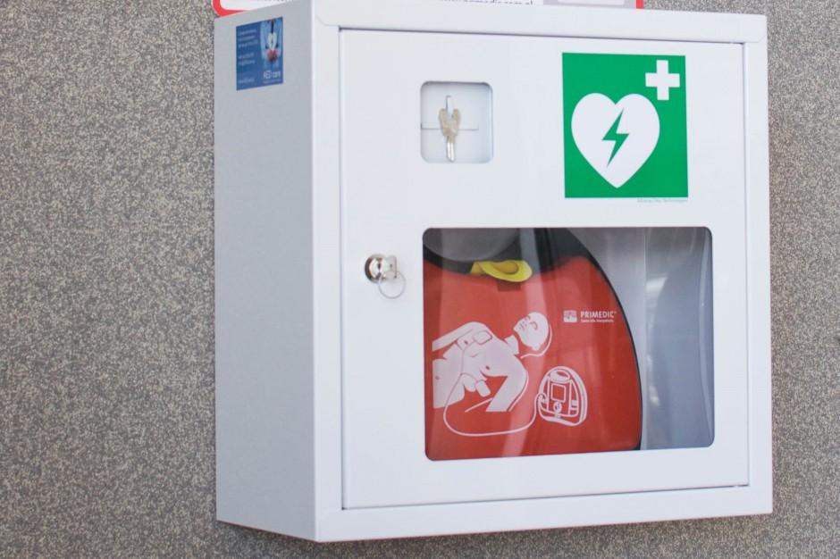 Sokółka: kupią dwa defibrylatory