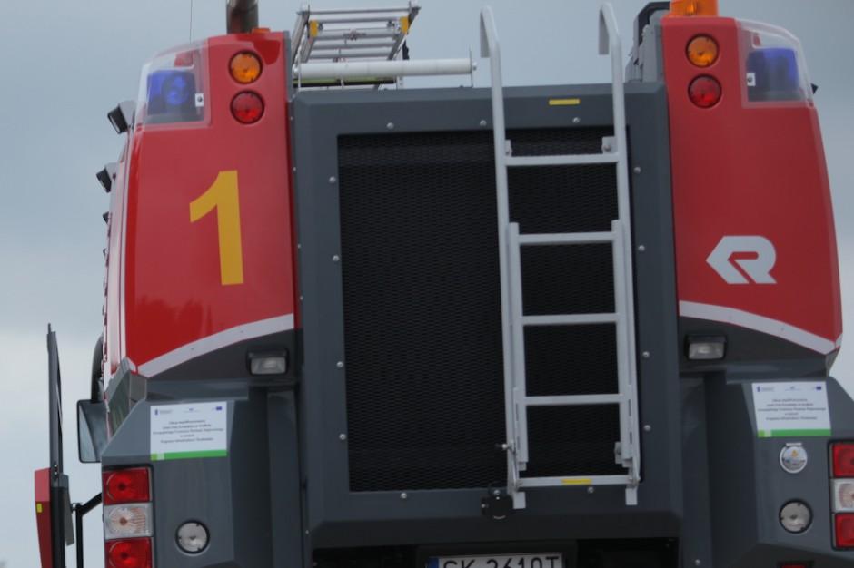 Olsztyn: strażacy poddali się badaniom na nowotwór prostaty