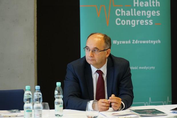 Prof. Buszman: dane o wynikach leczenia w szpitalach należy udostępniać
