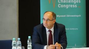 Prof. Buszman: dane o wyników leczenia w szpitalach należy udostępniać