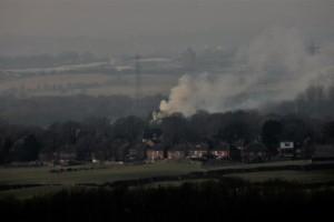 Zanieczyszczone powietrze nie bez wpływu na ciężkość przebiegu COVID-19
