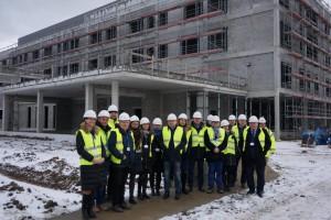 Żywiec: tak powstaje pierwszy w kraju szpital budowany w ramach PPP