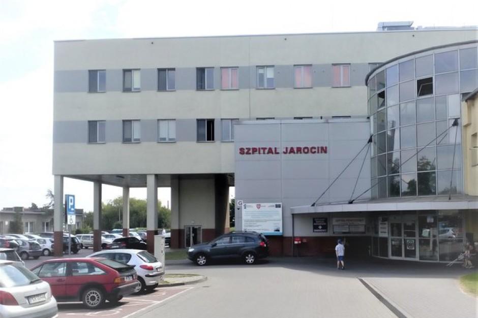 Jarocin: tu też będzie szpitalny oddział dla zakażonych koronawirusem