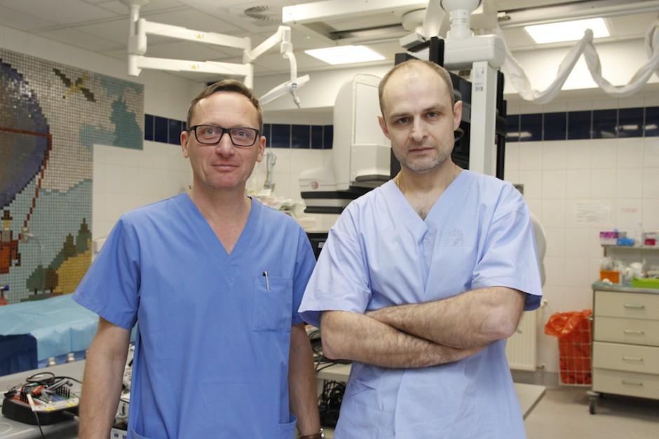 Kraków: najmłodsza pacjentka z podskórnym kardiowerterem