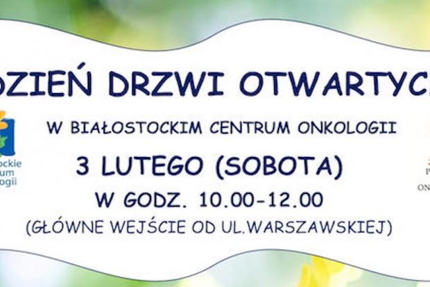 Białystok: BCO zaprasza na Dzień Drzwi Otwartych