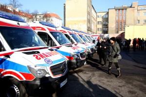 Wiceminister Kraska: rozważymy wprowadzenie systemu rendez-vous w pogotowiu ratunkowym