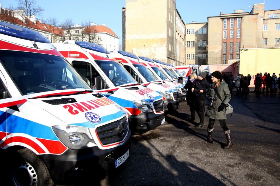 Sejm uchwalił ustawę dotyczącą upaństwowienia systemu ratownictwa medycznego