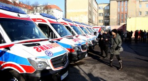 Od 1 kwietnia usługi ratownictwa medycznego zrealizują tylko podmioty publiczne
