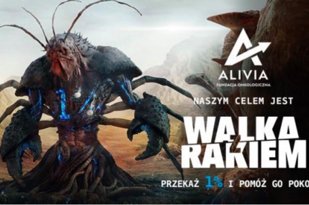 """Fundacja Alivia kontynuuje kampanię """"Walka z rakiem"""""""