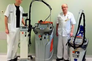 Olsztyn: będą leczyć naczyniaki i zapalenia błon śluzowych u dzieci nowoczesnymi laserami