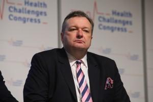Tombarkiewicz na HCC o zmianach w sieci szpitali i upaństwowieniu ratownictwa