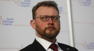 Siedlce: minister Szumowski wystawił pierwszą w Polsce e-receptę