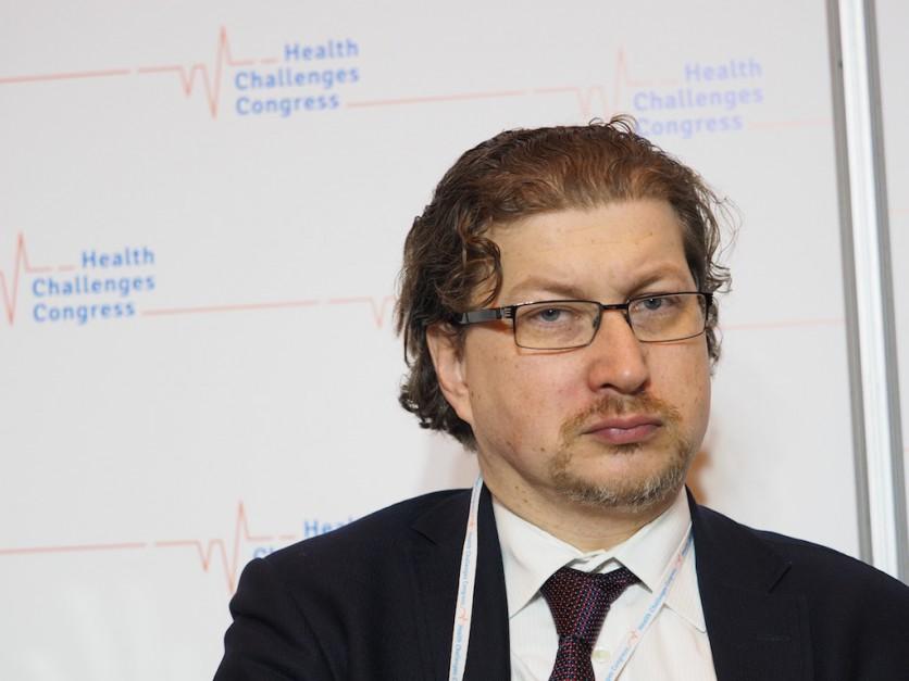 Jacek Sobocki: brak rozwiązań systemowych utrudnia leczenie żywieniowe pacjentów