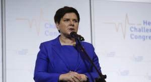 Szydło w Sandomierzu o pomocy dla niepełnosprawnych