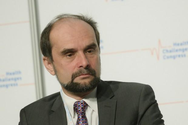 Prof. Paweł Krawczyk: nie wszyscy pacjenci z NDRP mają dostęp do nowoczesnych terapii
