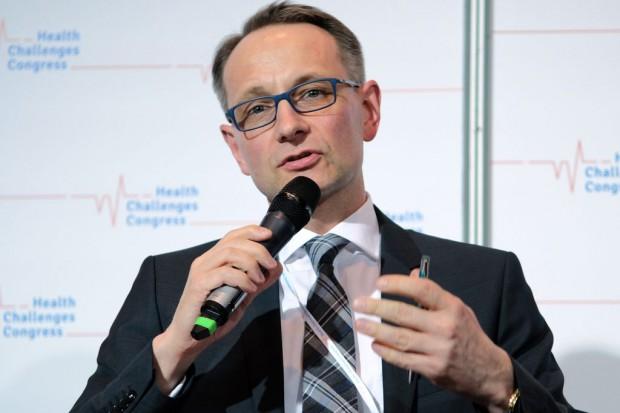 Prof. Gielerak: ochrona zdrowia wymaga zmian, inaczej pacjenci nie odczują wzrostu nakładów
