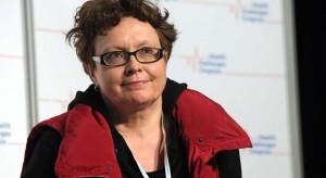 Ewa Borek: pacjent to kiepski kontroler, lepiej by był partnerem