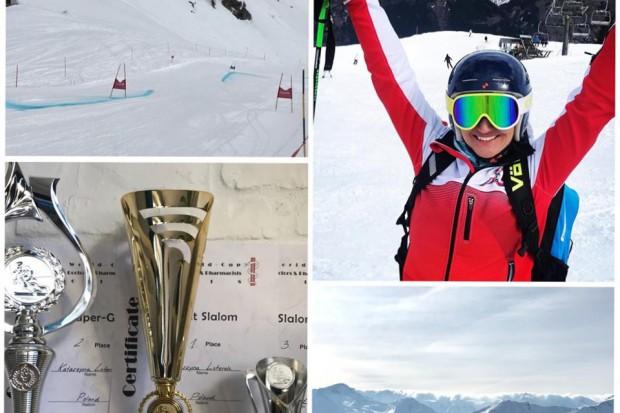 WUM: mistrzyni świata w narciarstwie alpejskim
