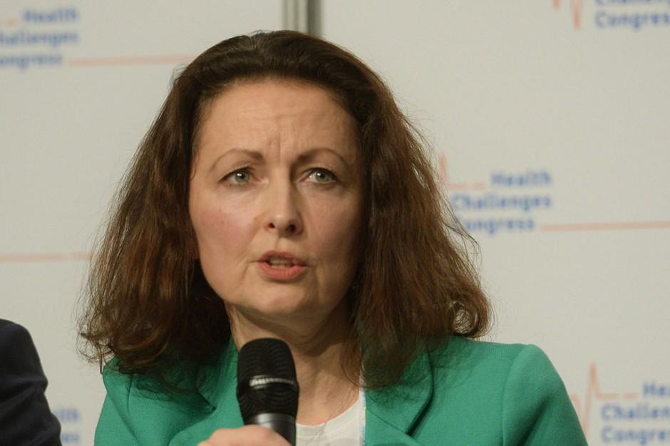 Barbara Szubert: szpitale powiatowe powinny być uznane za priorytetowe
