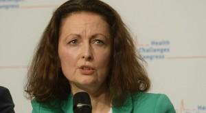 Barbara Szubert: szpitale powiatowe powinny być uznane priorytetowe