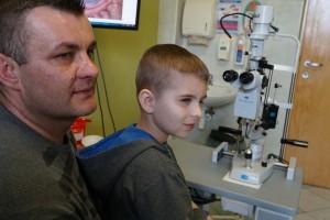 Pierwszy w Polsce przeszczep komórek macierzystych nabłonka rogówki u dziecka