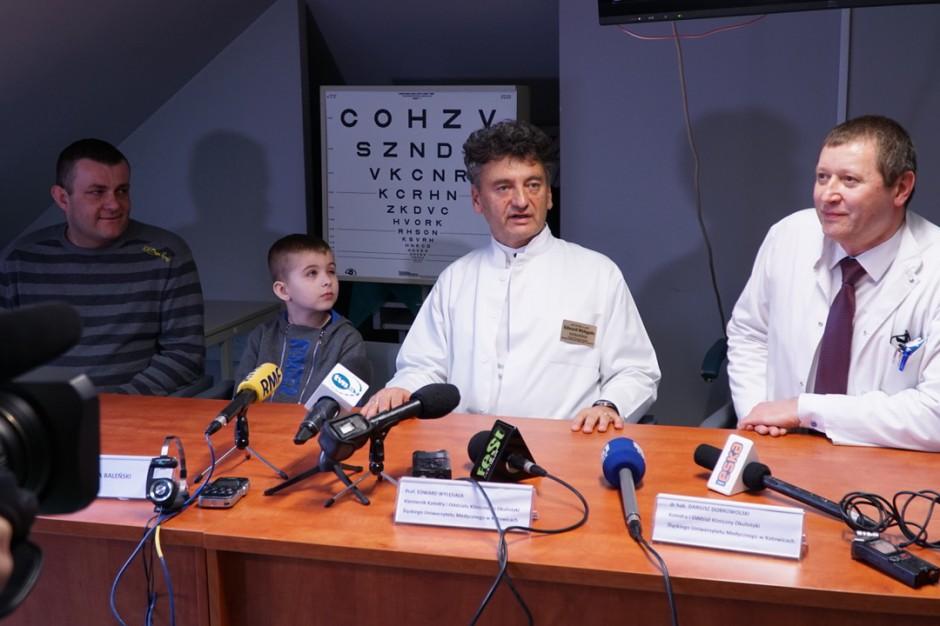Zaawansowana technologia medyczna. Tak polscy okuliści przywracają wzrok