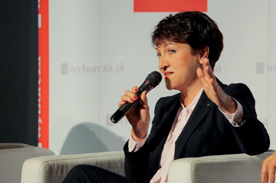 Elżbieta Polak: oddłużyliśmy lubuską ochronę zdrowia