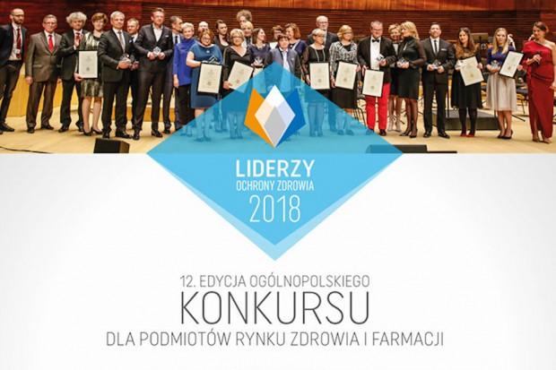 Gala Liderów Ochrony Zdrowia 2018