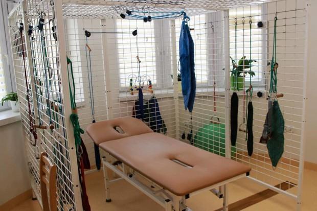 Centrum Zdrowia Tuchów zmodernizowało pracownię rehabilitacji