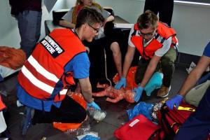 Katowice: studenci medycyny szykują się do SUM WARS