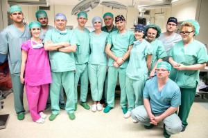 WUM: dwutysięczne przeszczepienie wątroby