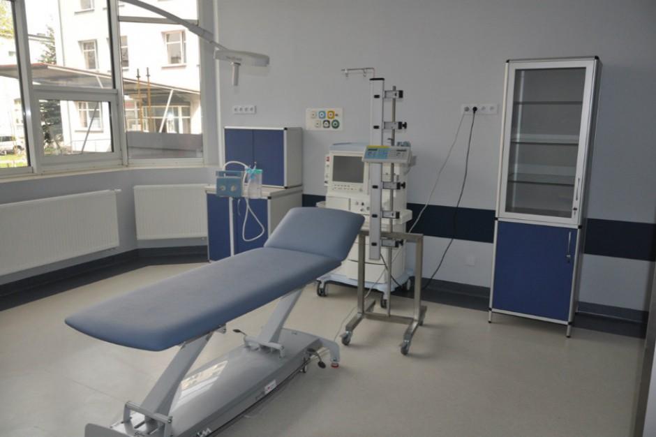 Opole: umowa z NFZ na SOR w Szpitalu Wojewódzkim została przedłużona na rok